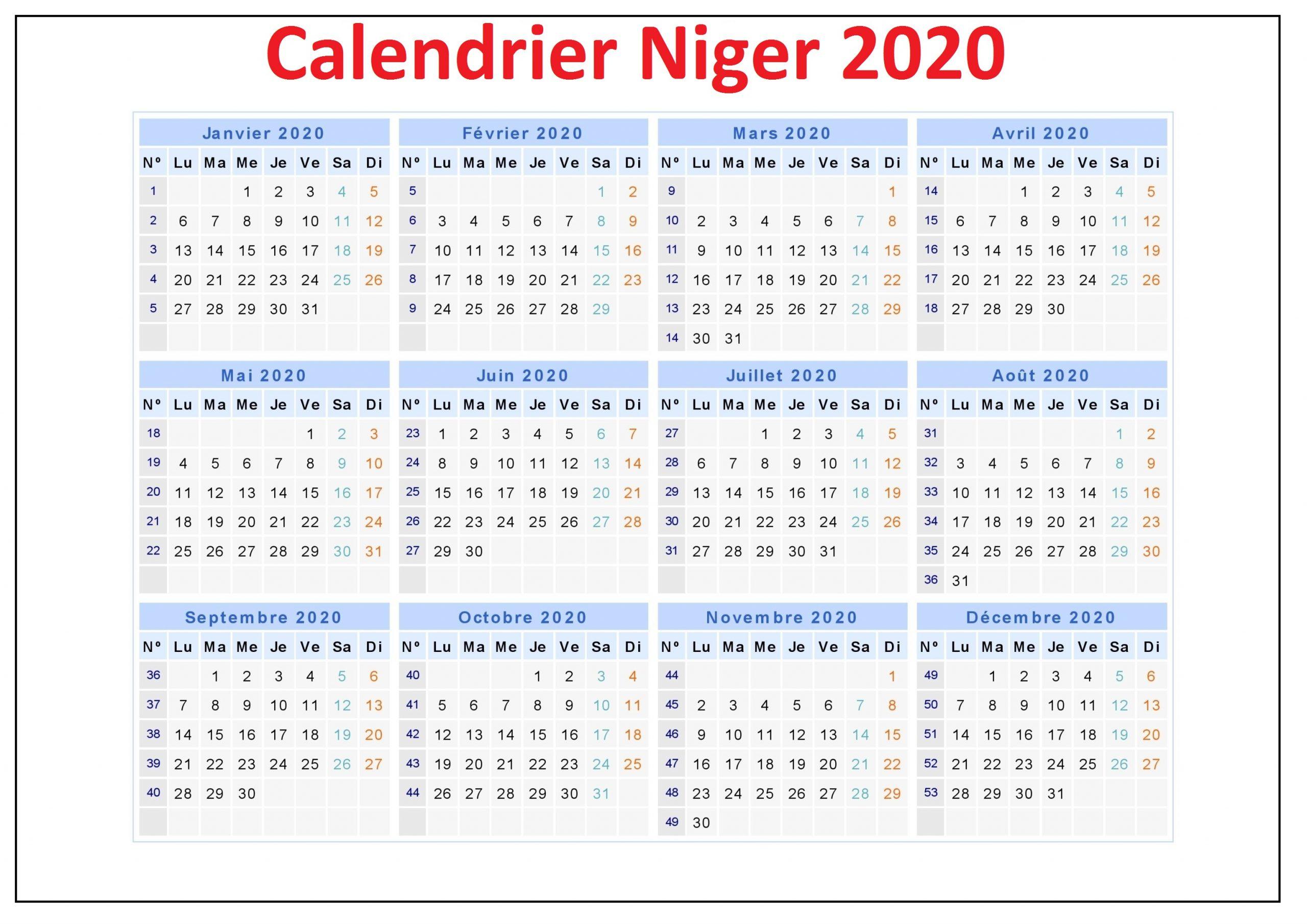 CalendrierMatch Nigeria