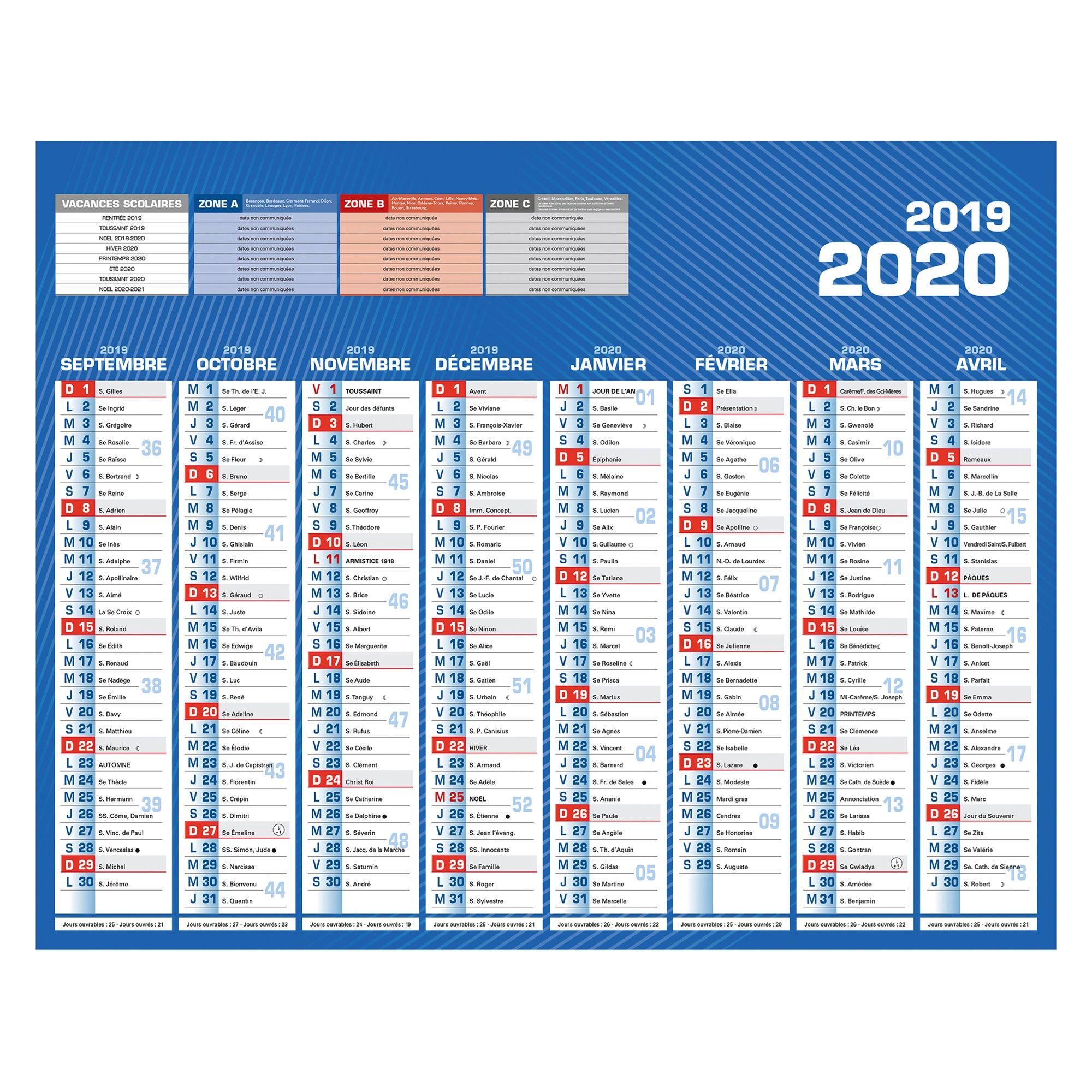 Vacances Toussaint 2020 Belgique